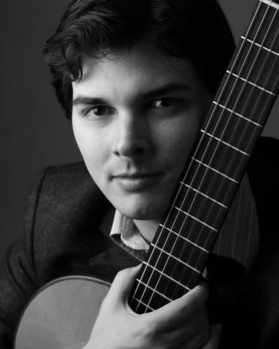 André Rodrigues  <br>GUITARE