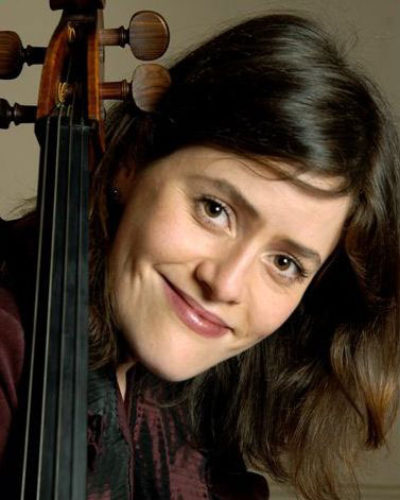 Emmanuelle Bertrand  <br> CELLIST