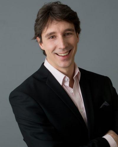 Jean-Michel Malouf <br> CONDUCTOR
