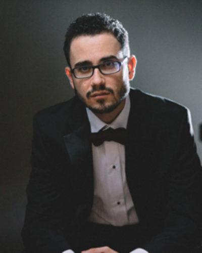 Luca Buratto <br> PIANO