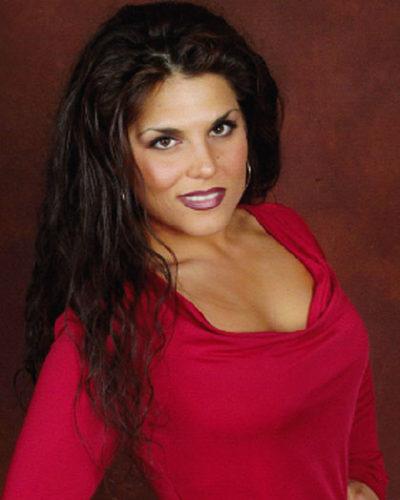 Ioanna Touliatou  <br> MEZZO-SOPRANO