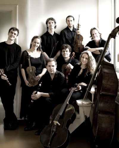 Les Boréades  <br> EARLY MUSIC ENSEMBLE