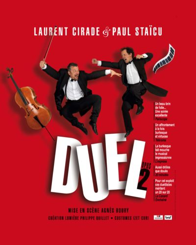 Duel  <br>MUSIC & COMEDY DUO