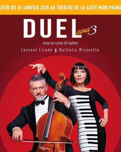 Duel  <br>DUO MUSICO-HUMORISTIQUE