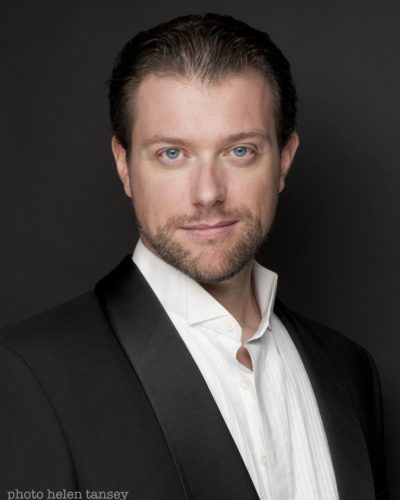 Olivier Laquerre <br> BARITONE