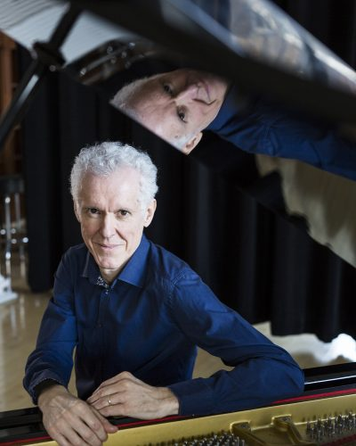 Yves Léveillé <br> PIANIST AND COMPOSER