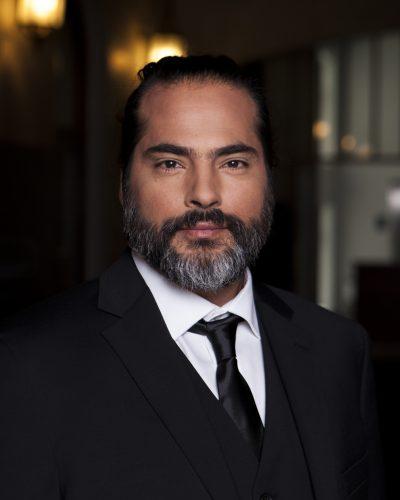 Antonio Figueroa <br> TÉNOR