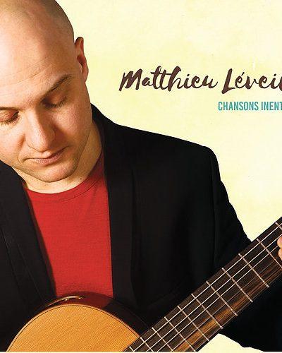 Matthieu Léveillé <br> AUTEUR-COMPOSITEUR-INTERPRÈTE