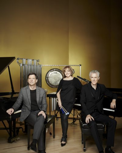 Trio En Trois Couleurs <br> TRIO JAZZ