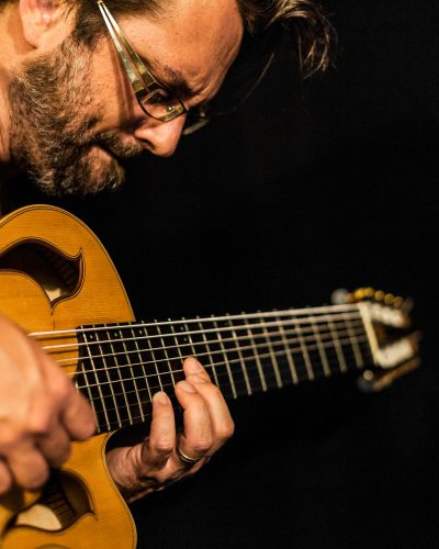 Thomas Carbou <br> GUITARE JAZZ