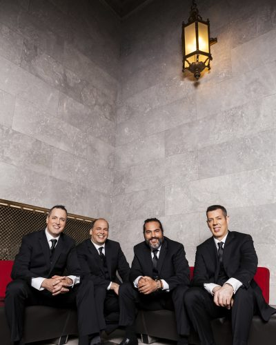 Quartom <br> VOCAL QUARTET <br> Representation outside Canada