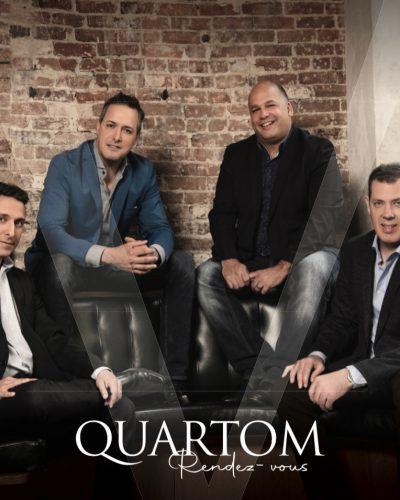 Quartom <br> VOCAL QUARTET <br> Representation outside Canada