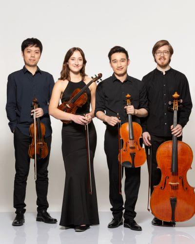 Simply Quartet <br> STRING QUARTET